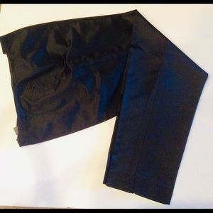 Satin dress pants
